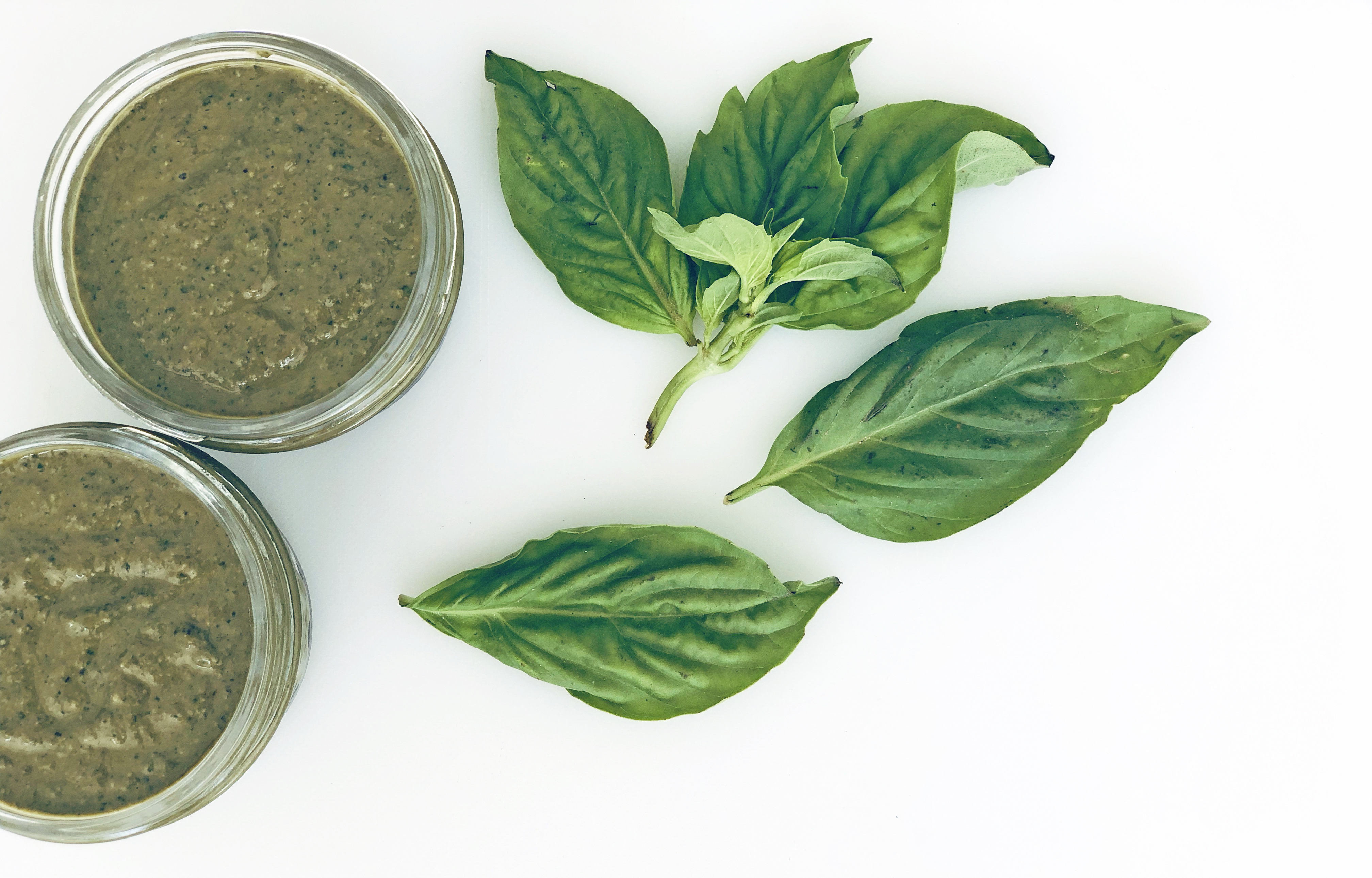 Basil Sauce: delicious, healthy and versatile