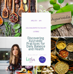 Discovering Ayurvedic Practices for Daily Balance and Health – Infotalk
