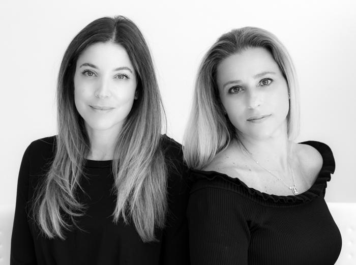 Luciana Ferraz and Fernanda Vivone Jabali